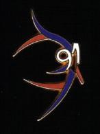 Gymnastique_Championnat De France_Collection _France Telecom_LOGO_91_Signé Arthus Bertrand - Gymnastics