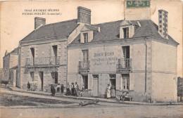"""¤¤   -  LA CHAPELLE-BASSE-MER  -  PIERRE-PERCEE   -  Hôtel """" JOUBERT - SECHER """"   -  ¤¤ - La Chapelle Basse-Mer"""