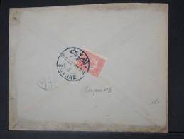 TURQUIE-Détaillons Belle Collection De Lettres (Bureaux Intérieurs Début 1900) - Rare Dans Cette QualitéLOT  P4076 - Covers & Documents