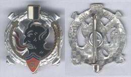 Insigne Du 61e Régiment D´Artillerie - Esercito