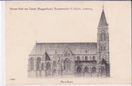 OPSTAL / BUGGENHOUT : Nieuwe Kerk - Noordkant - Buggenhout