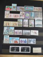 Lot De Timbres Neufs France Années  1977 à 1980 - Other