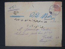 TURQUIE-Détaillons Belle Collection De Lettres (Bureaux Intérieurs Début 1900) - Rare Dans Cette QualitéLOT P4079 - 1858-1921 Empire Ottoman