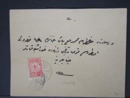 TURQUIE-Détaillons Belle Collection De Lettres (Bureaux Intérieurs Début 1900) - Rare Dans Cette QualitéLOT P4080 - 1858-1921 Empire Ottoman