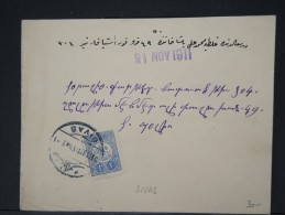 TURQUIE-Détaillons Belle Collection De Lettres (Bureaux Intérieurs Début 1900) - Rare Dans Cette Qualité LOT P4081 - 1858-1921 Empire Ottoman