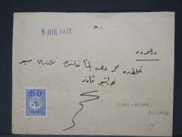 TURQUIE-Détaillons Belle Collection De Lettres (Bureaux Intérieurs Début 1900) - Rare Dans Cette Qualité  LOT P4083 - Covers & Documents