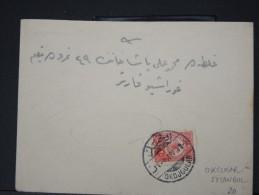 TURQUIE-Détaillons Belle Collection De Lettres (Bureaux Intérieurs Début 1900) - Rare Dans Cette Qualité  LOT P4086 - 1858-1921 Empire Ottoman