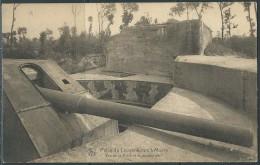 """Koekelare - Moere. """"Lange Max"""" Het Kanon Beschoot Duinkerke - La Pièce Du Leugenboom Bombardait Dunkerque. - Koekelare"""