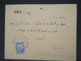 TURQUIE-Détaillons Belle Collection De Lettres (Bureaux Intérieurs Début 1900) - Rare Dans Cette Qualité  LOT P4089 - 1858-1921 Empire Ottoman