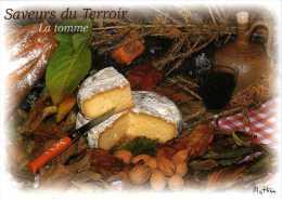 Saveurs Du Terroir - La Tomme De Savoie, Noix, Couteau Opinel - N° ST 11 - Editions MYTHRA - TBE - Recipes (cooking)