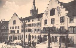 ¤¤   - 3388   -   SUISSE  -  BIENNE    -   Hôtel De Ville Et Théatre   -   ¤¤ - BE Berne