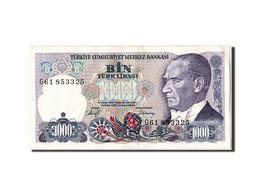 Turquie, 1000 Lira Type Atatürk - Turquie