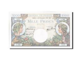1000 Francs Type Commerce Et Industrie - 1871-1952 Antiguos Francos Circulantes En El XX Siglo