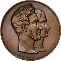Louis-Philippe Ier, Mariage Du Duc D'Orléans, Médaille - France