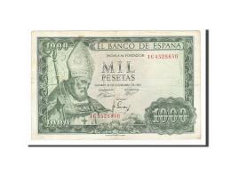 [#156692] Espagne, 1000 Pesetas Type Isidoro - [ 3] 1936-1975: Regime Van Franco