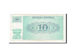 [#156764] Slovénie, 10 Tolarjev Type 1990-92 - Slovénie