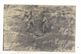 12370 - Mieneure Im Kessel Tabel 1922 Ouvriers Travaillant Dans La Chaudière - Mines