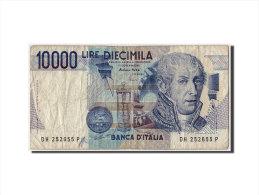 [#306252] Italie, 10 000 Lire Type A. Volta - [ 2] 1946-… : République