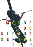 Entier Postal - Monde Du Cirque 2010 - Interi Postali