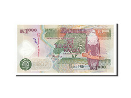 [#156139] Zambie, 1000 Kwacha Type 2003 - Zambie