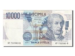 [#256285] Italie, 10 000 Lire, Type A. Volta - [ 2] 1946-… : République