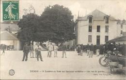 8ème ESCADRON DU TRAIN DES EQUIPAGES MILITAIRES - Dijon