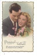 12371 - Premiers Baisers Oh! Douceur Des Premiers Baisers Qui Laissent Le Coeur Embrasé - Couples