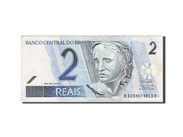 [#256340] Brésil, 2 Reais, Type République - Brasil