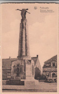Poelkapelle, Poelcapelle, Gedenkteeken Guynemer (pk16447) - Langemark-Poelkapelle