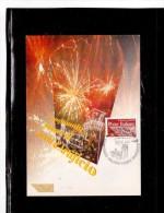 8215   /   OSTIGLIA  6.6.1999      /      CAMPIONATO ITALIANO FUOCHI D'ARTIFICIO - Feste