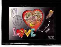 8225   /    TERNI  14.2.2000      /      MANIGESTAZIONI VALENTINIANE - San Valentino