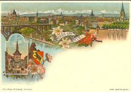 Suisse Entier Postal  Journée Du Timbre Poste à Berne  2010 - Interi Postali