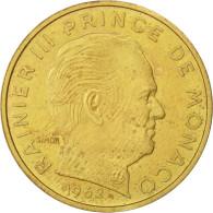 Monaco, Rainier III, 20 Centimes 1962 Essai, KM E46 - 1960-2001 New Francs