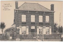 Poelkapelle, Poelcapelle, Huis Van Den Heer Nevejan Burgemeester (pk16453) - Langemark-Poelkapelle