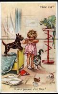 GERMAINE BOURET - CE N´EST PAS MOI, C´EST COCO, 2 SCANS - Bouret, Germaine