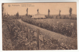 Poelkapelle, Poelcapelle, Deutscher Kriegerfriedhof, Cimetière Allemand (pk16457) - Langemark-Poelkapelle