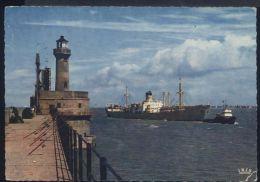 R862 ZEEBRUGGE - LE PHARE ET LE MOLE - Zeebrugge