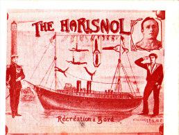 THE HARISNOL / RECREATION A BORD - Cabaret