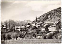 Cpsm Vallée Du Queyras, Aiguilles, Vue Générale - France