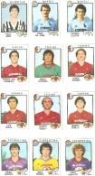 CX - 2 X 1982-1983 ITALY FOOTBALL STICKERS CHOOSE ANY TWO PANINI CALCIATORI F1 - Panini