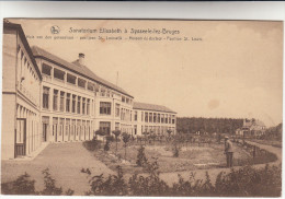 Sijsele, Sysseele, Sanatorium Elisabeth, Huis Van Den Geneesheer (pk16478) - Damme