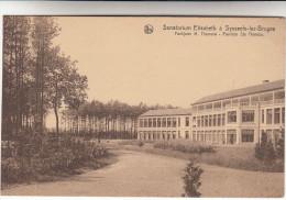 Sijsele, Sysseele, Sanatorium Elisabeth, Paviljoen H Theresia (pk16479) - Damme