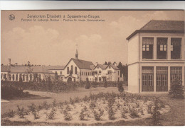 Sijsele, Sysseele, Sanatorium Elisabeth, Paviljoen St Lodewijk Bestuur (pk16482) - Damme