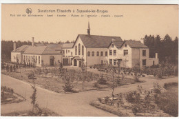 Sijsele, Sysseele, Sanatorium Elisabeth, Huis Van Den Aalmoezenier, Kapel, Klooster (pk16483) - Damme
