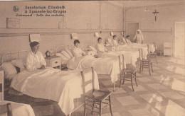 Sijsele, Sysseele, Sanatorium Elisabeth, Ziekenzaal (pk16488) - Damme