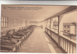 Sijsele, Sysseele, Sanatorium Elisabeth, Lucht En Rustkuur (pk16489) - Damme
