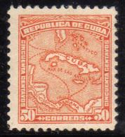 1914 - Cuba - Edif. 201 - MLH - 01 - 32 € - Cuba