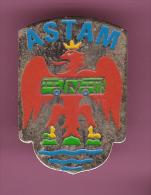 44094-Pin's.transport.Bus.Car. ASTAM -NICE - Transport