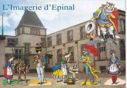 CPM L'imagerie D'Epinal - Epinal