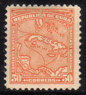 1914 - Cuba - Edif. 201 - MLH - 02 - 40 € - Ungebraucht